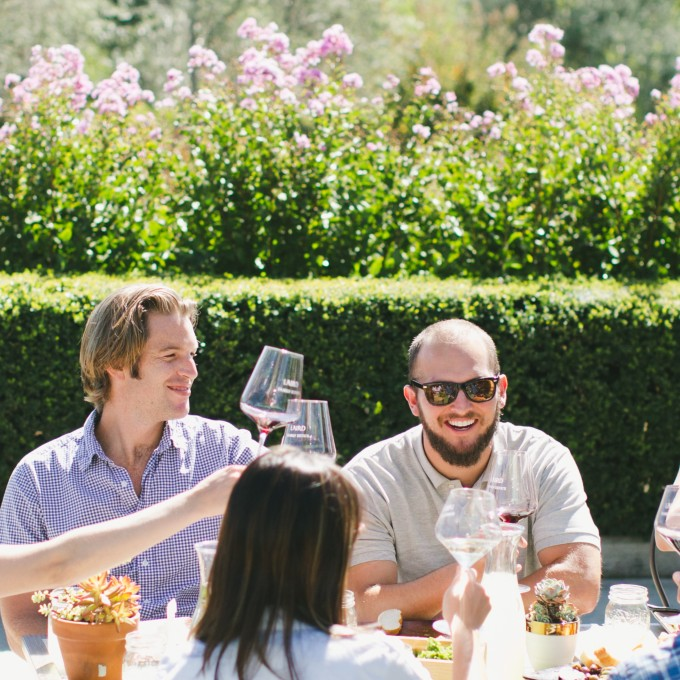 Guided Wine and Bike Tour near San Francisco