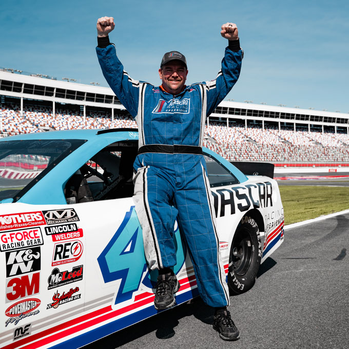 Drive a NASCAR Car at New Hampshire Speedway