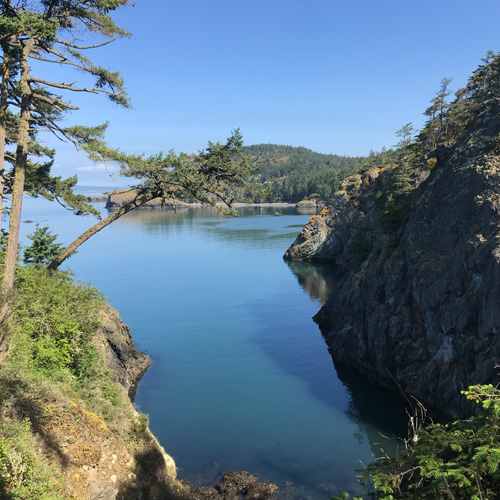 Private Deception Pass Hike