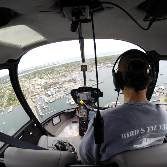 Newport Rhode Island Helicopter Tour