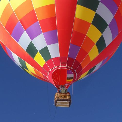 Chicago Hot Air Balloon