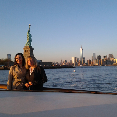 NYC Architecture Tour - Statue of Liberty