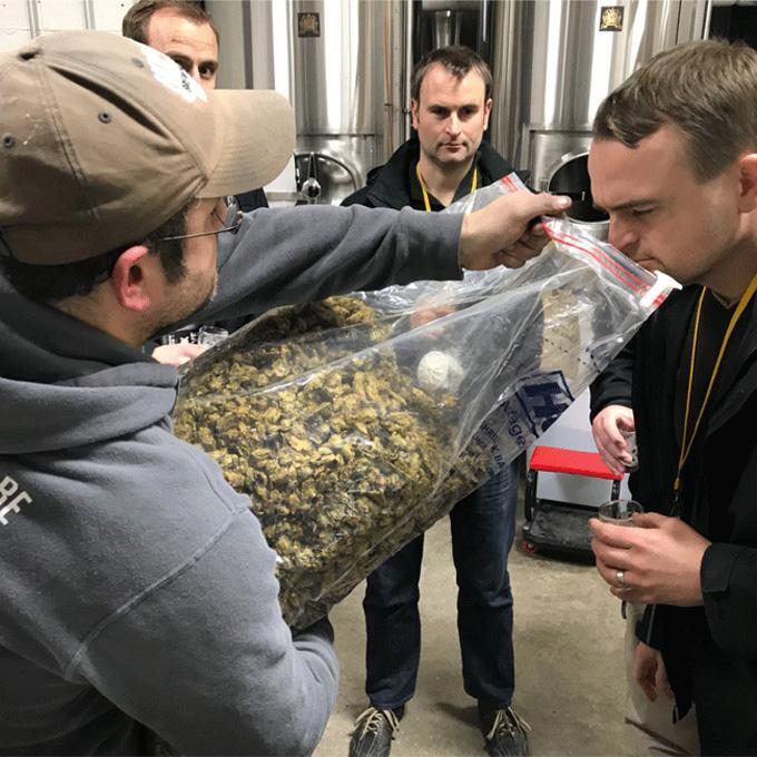 Baltimore Brewery Tour