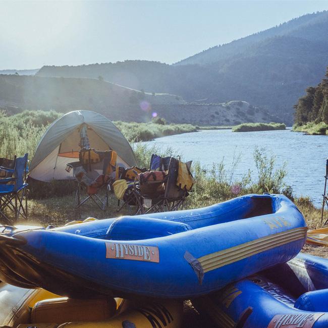 Multi-Day Rafting Trip near Denver