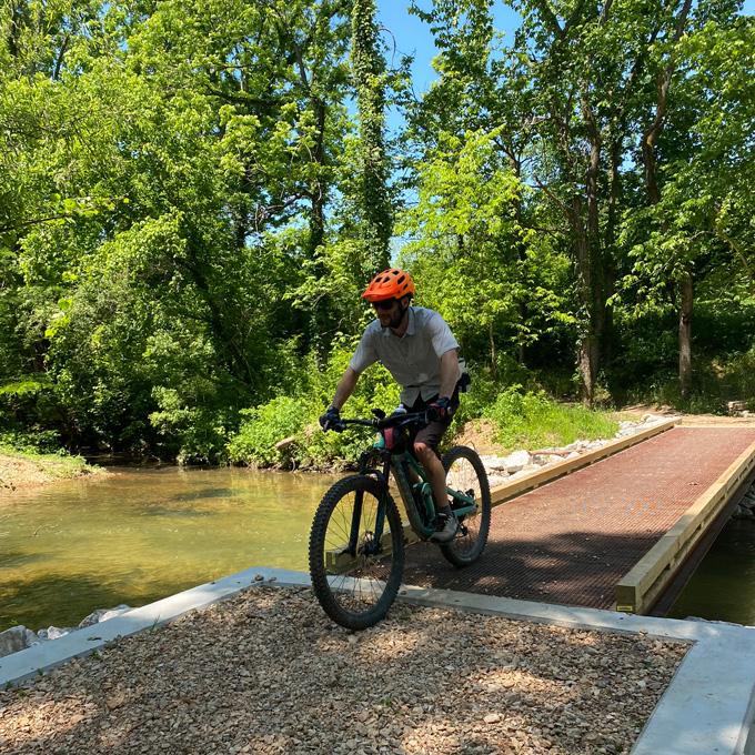 Private Greenway Bike Tour