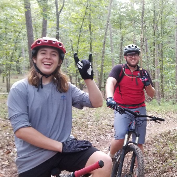 Guided Bike Tour from Bentonville