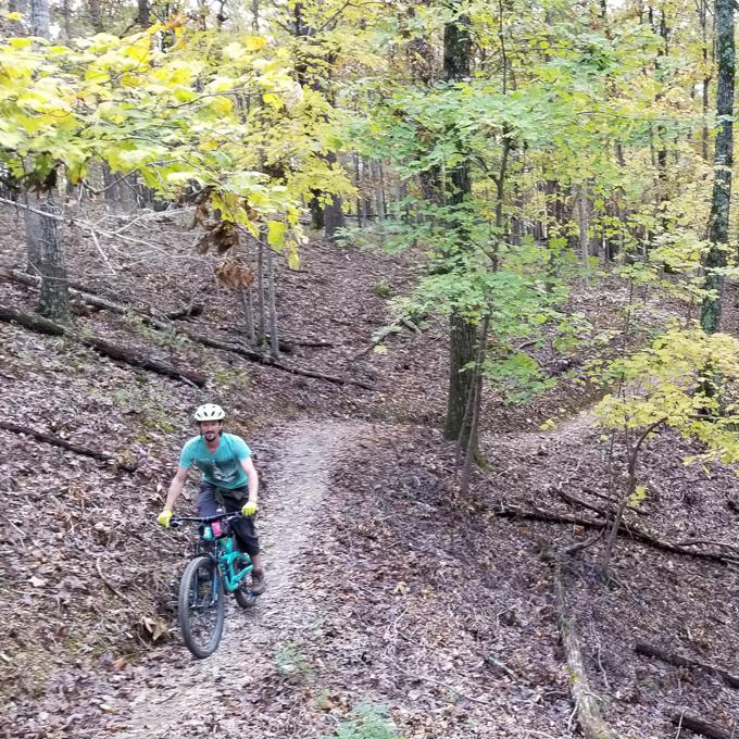 Private Mountain Bike Tour