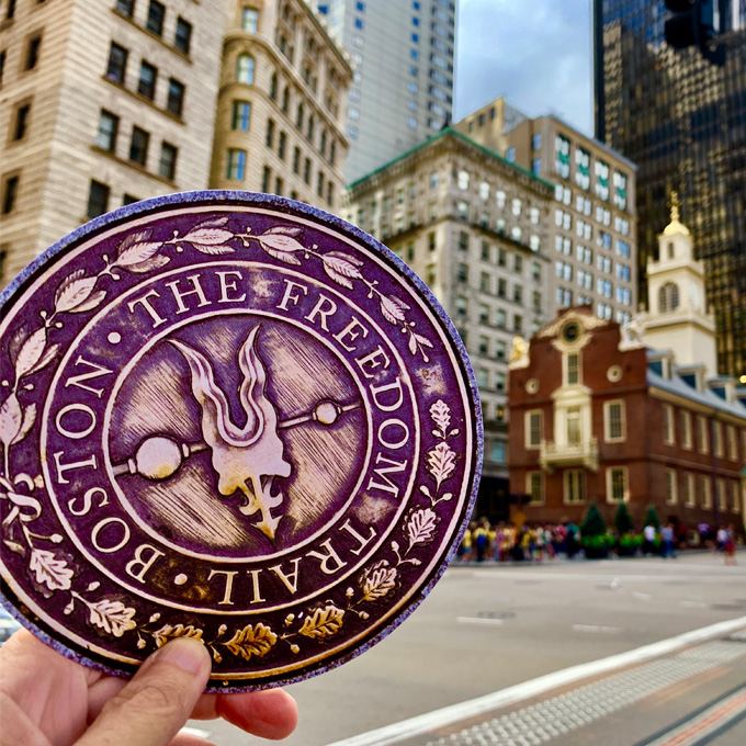 Guided Tour of Boston
