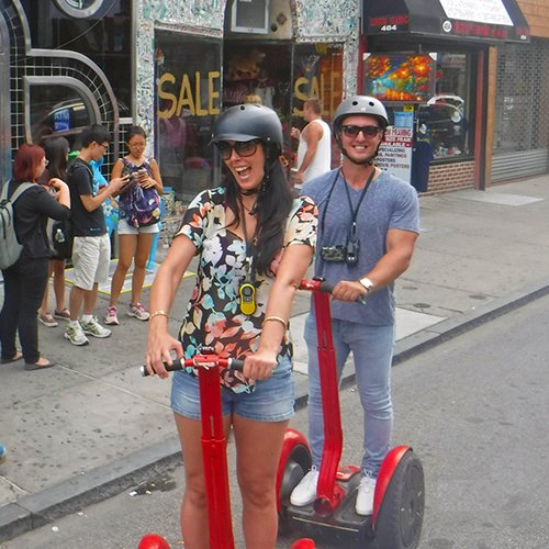 Segway Tour of Philly