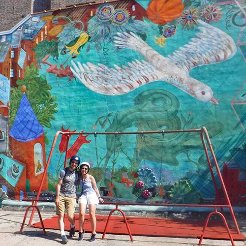 Mural Tour of Philly
