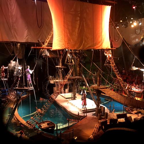 Pirate Ship Dinner Adventure in Orlando