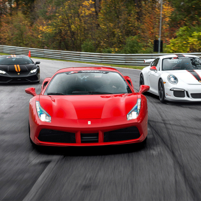 Ultimate Exotic Racing Experience near Indianapolis