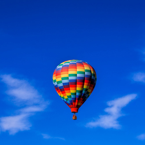 Chicago Private Hot Air Balloon Ride