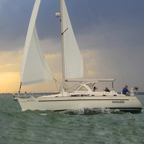 Sailing Charter on Biscayne Bay