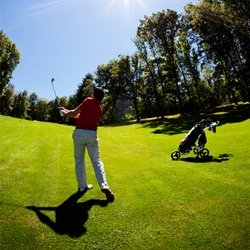 Playing Lesson with a PGA Pro at Celebration Golf Club