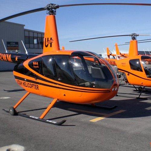 Salt Lake City Scenic Helicopter Flight