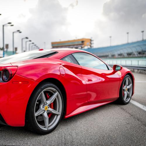 Ferrari Racing Experience in Miami