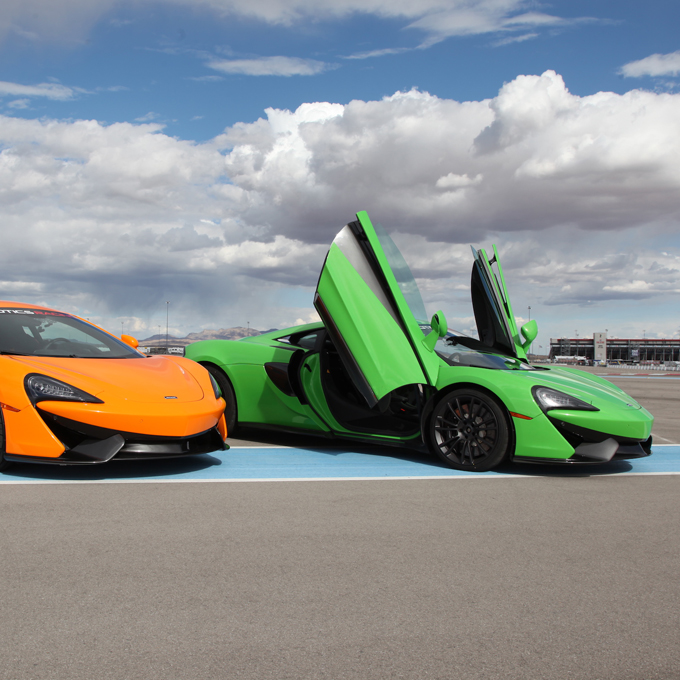 Las Vegas Exotic Car Racing