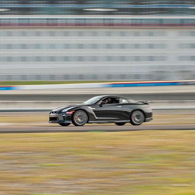 Race a GT-R at NOLA Motorsports Park