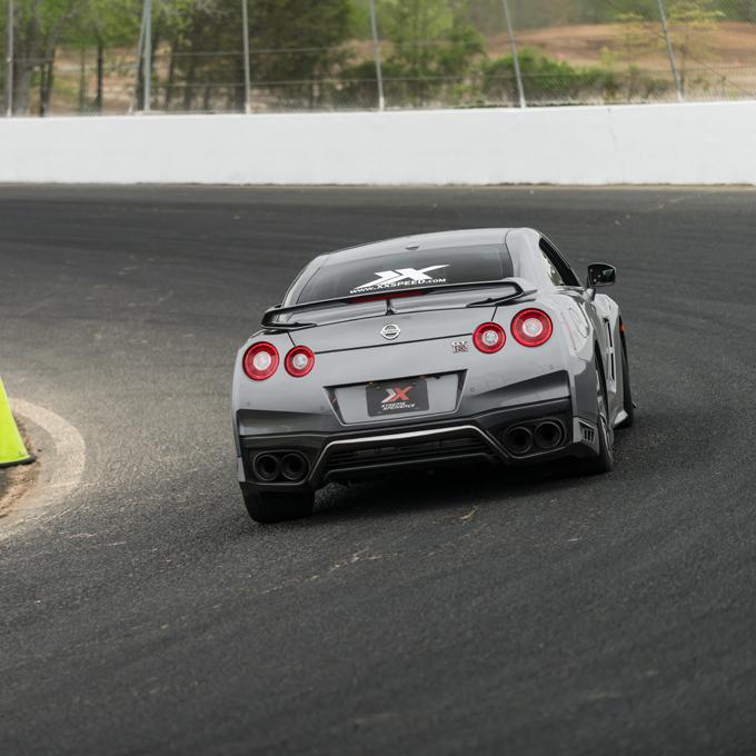 Race a Nissan GT-R near Richmond