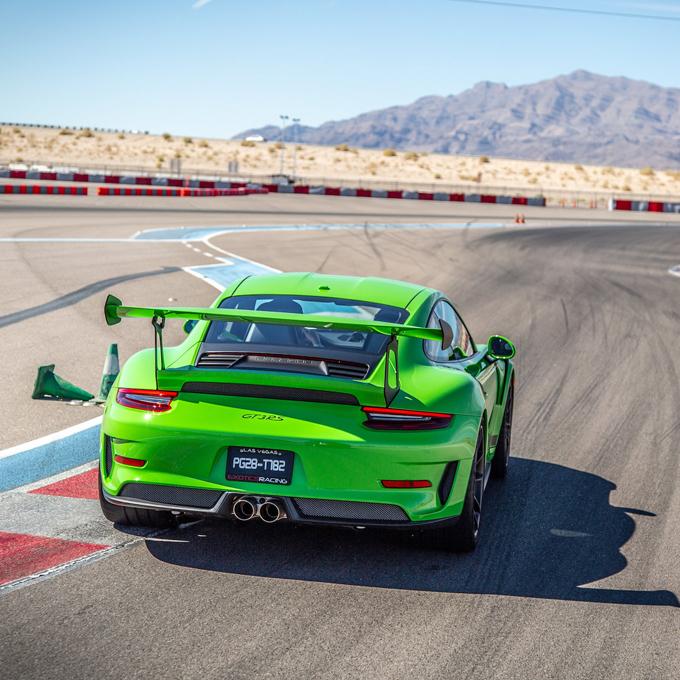 Drive a Porsche Racing Experience in Las Vegas