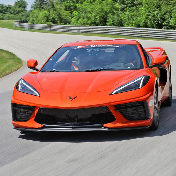 Exotic Car Driving Experience at Pocono Raceway