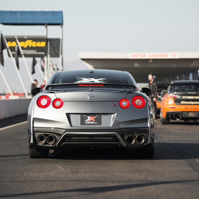 Race a Nissan GT-R near Dallas