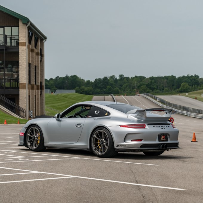 Exotic Car Driving Experience in Cleveland