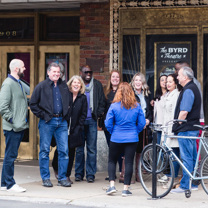 Guided Food Tour