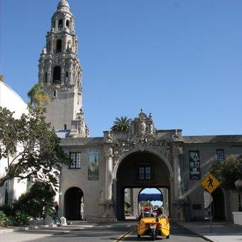 San Diego GoCar Tour