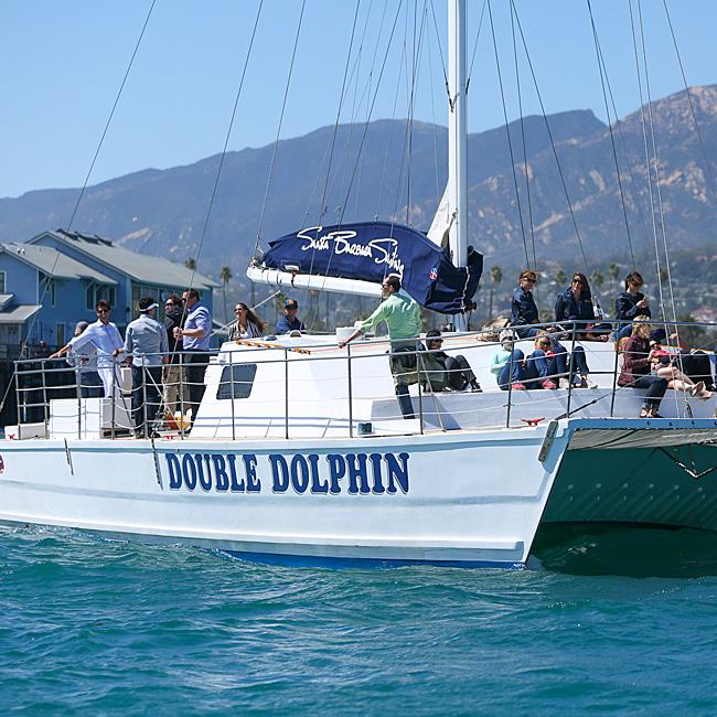 Santa Barbara Whale and Dolphin Cruise