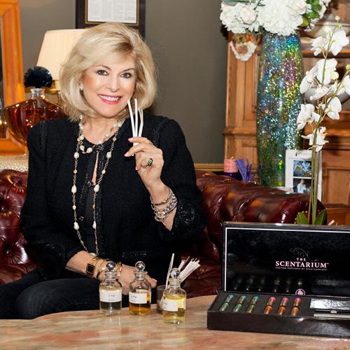 Private consultation custom perfume design in New York