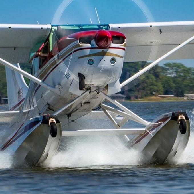 The Ultimate Seaplane Eco Tour
