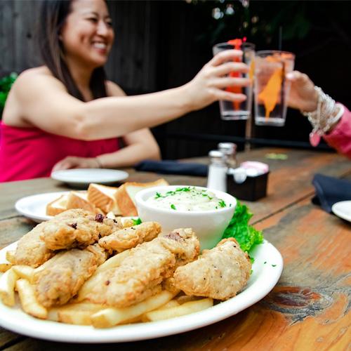 Tastings on the Historic Dallas Food Tour