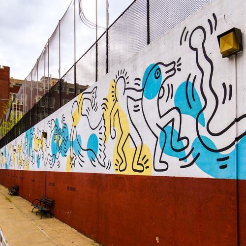 Greenwich Village Street Art
