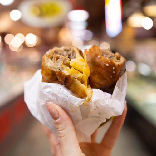 Guided Food Tour in Philadelphia
