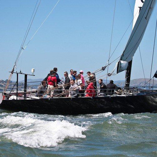 Americas Cup Private Charter