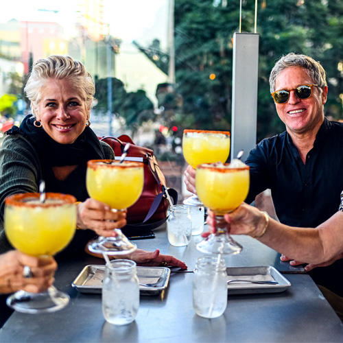 Downtown Dining and Drinks Tour
