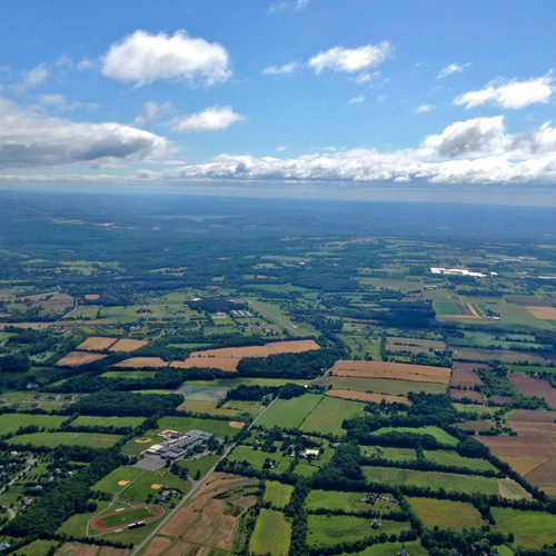 Helicopter Tour in New Jersey