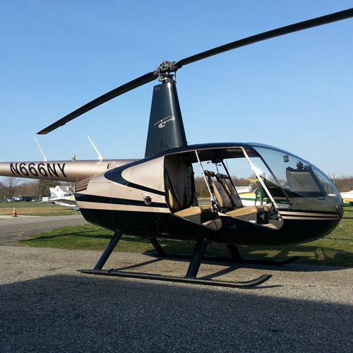 Fly a Helicopter in Philadelphia