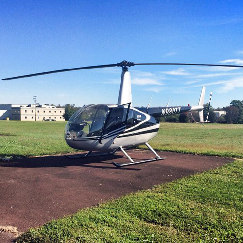 Jersey Shore Helicopter Tour for 2+