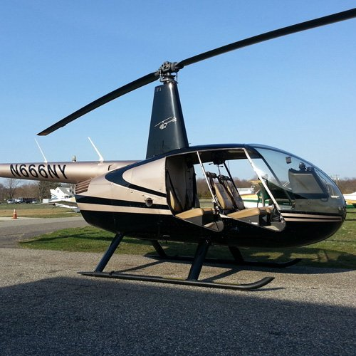 R44 Helicopter for Tour in Philadelphia