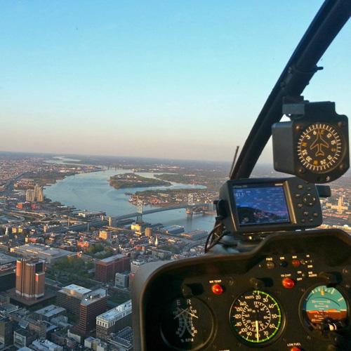 Helicopter Tour of Philadelphia