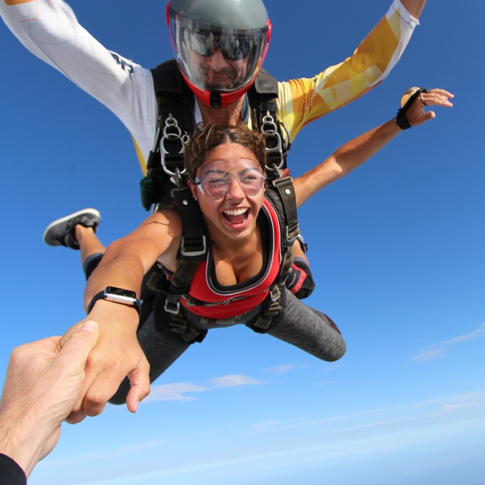 Skydiving Experience in New Jersey