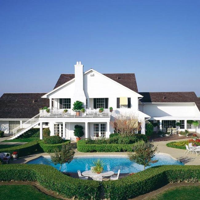 Ewing House during Southfork Ranch Tour
