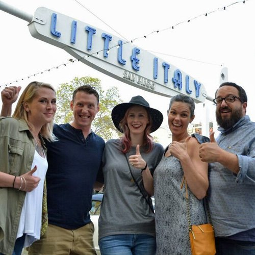Little Italy Wine Tour in San Diego