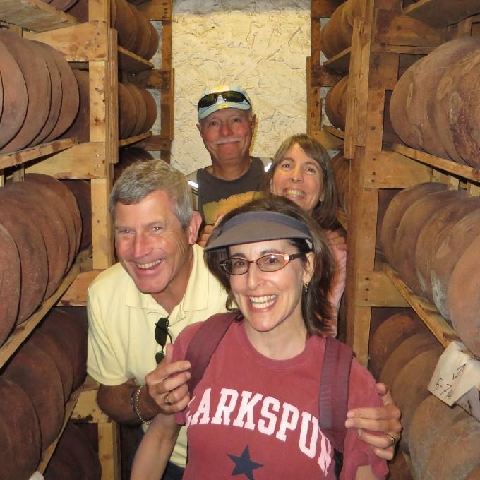 Wine and Bike Tour in Sonoma, CA