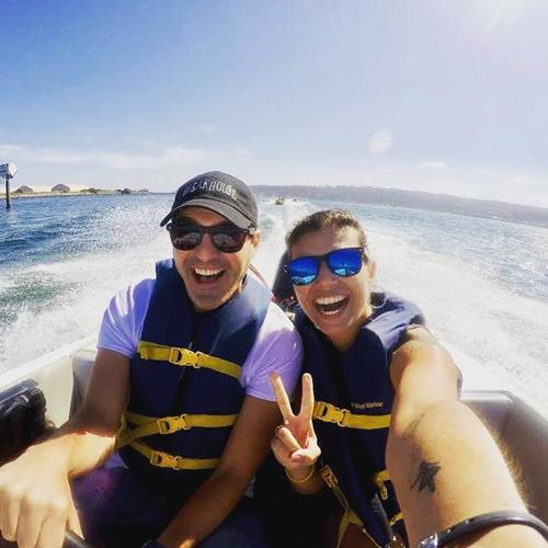 San Diego Speed Boat Adventure