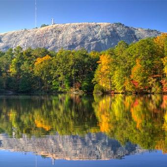 Stone Mountain Helicopter Tour in Atlanta