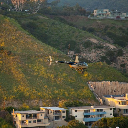 California Scenic Helicopter Tour
